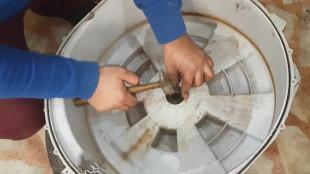 Çamaşır Makinesi Kazan Rulmanı (Bilyası) Nasıl Değişir?