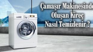 çamaşır makinesi kireçlenmesi nasıl temizlenir