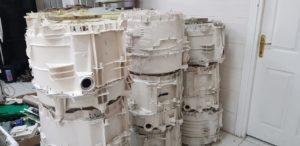 hotpoint çamaşır makinesi kömür değişimi